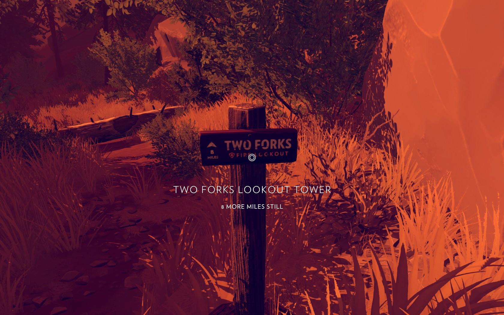 Firewatch - kdo se bojí, nesmí hrát 119090