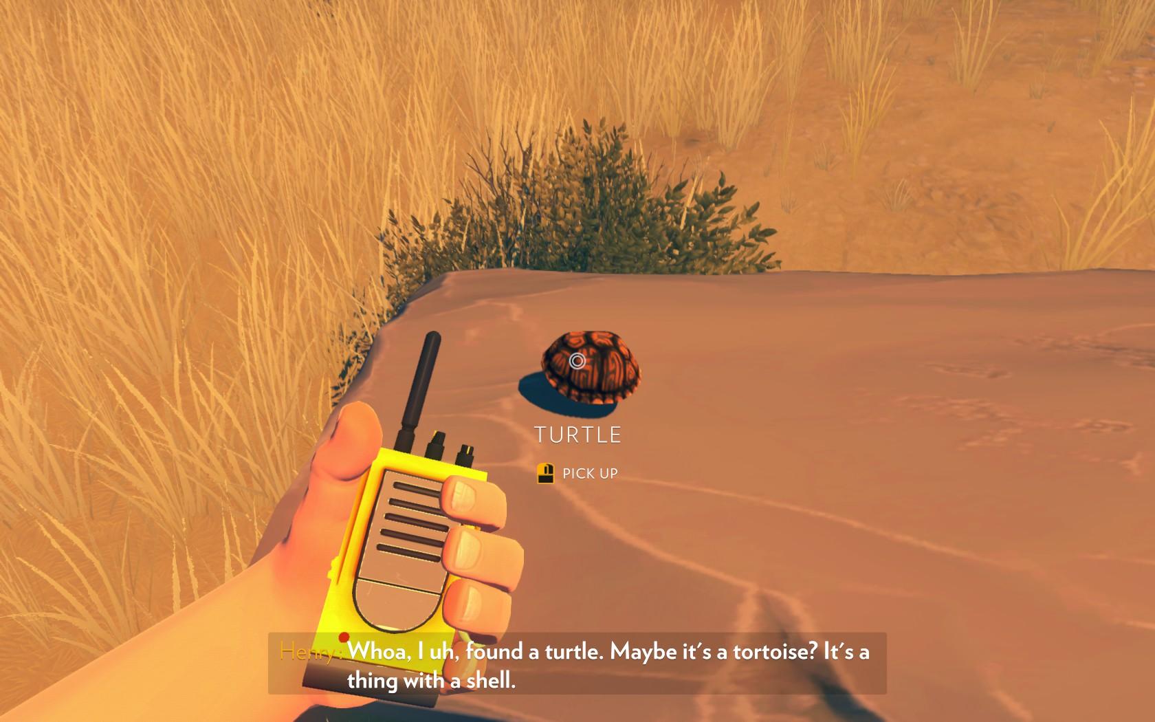 Firewatch - kdo se bojí, nesmí hrát 119093