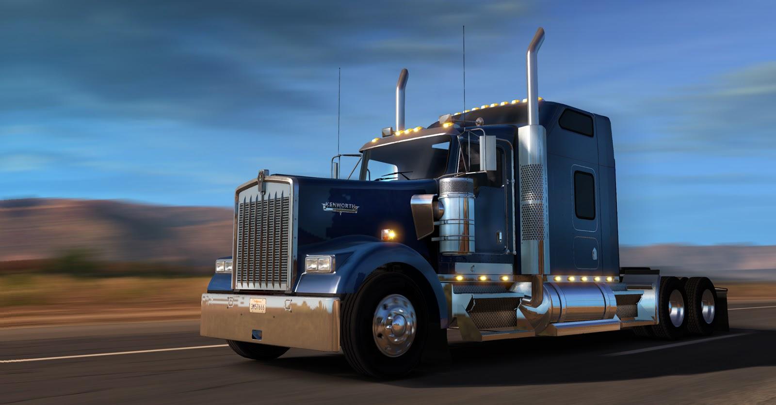 Druhá část rozhovoru s tvůrci American Truck Simulatoru 119320