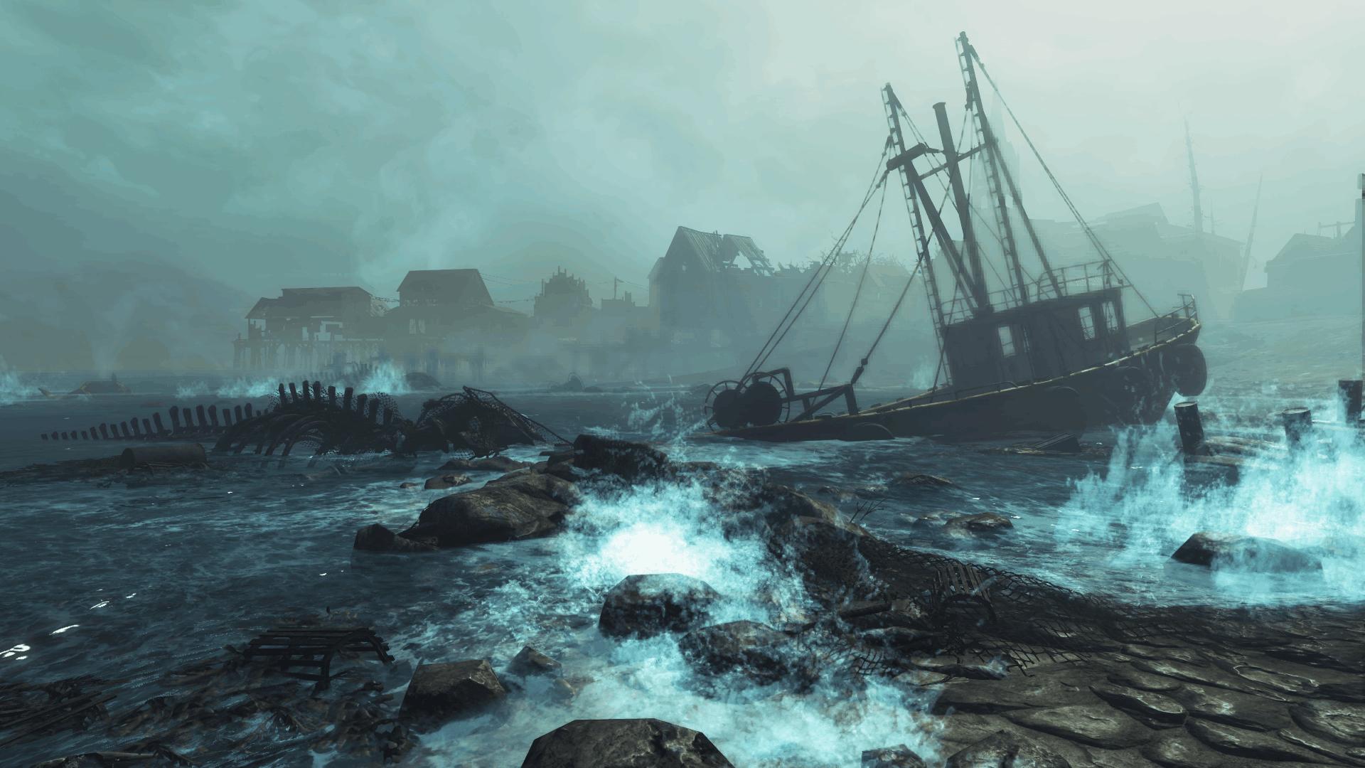Bethesda odhaluje první tři DLC pro Fallout 4 119368