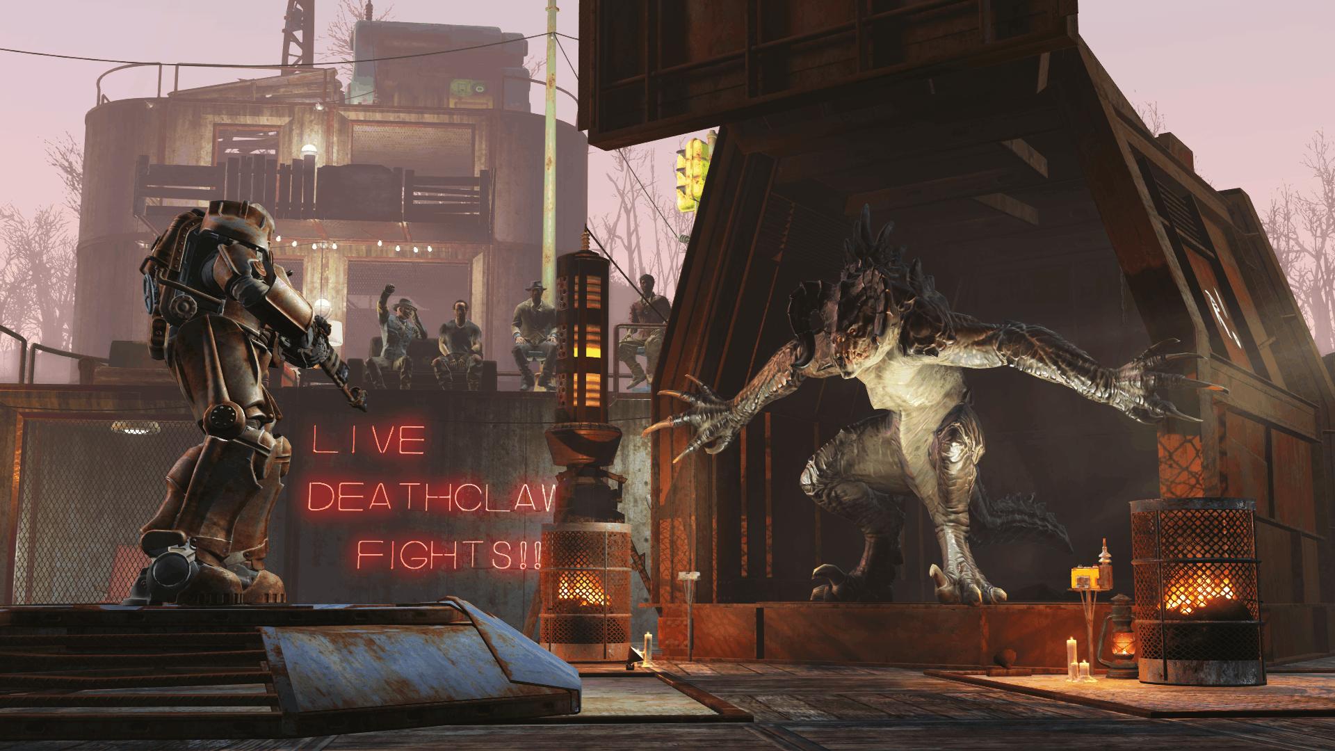 Bethesda odhaluje první tři DLC pro Fallout 4 119370