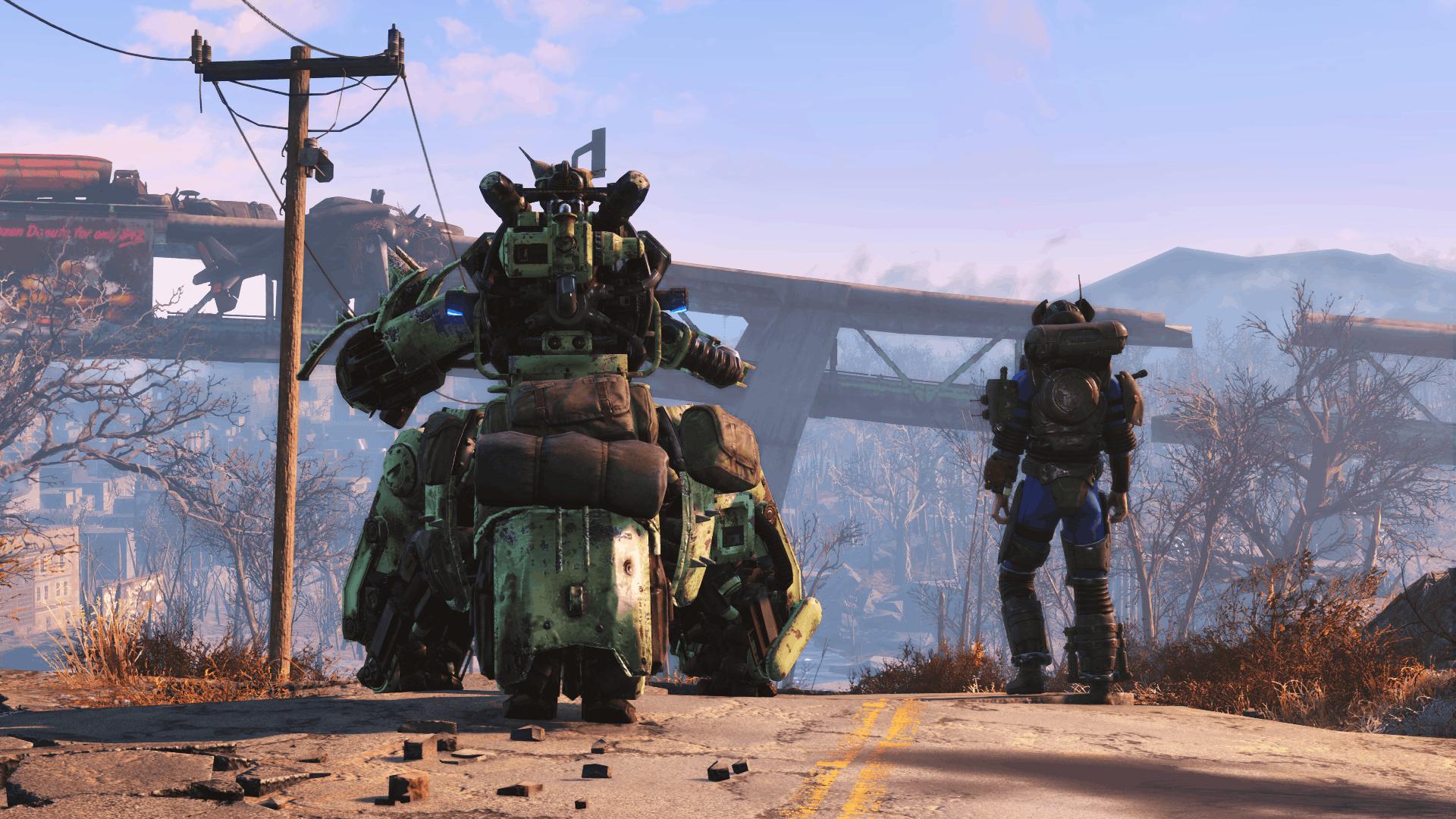 Bethesda odhaluje první tři DLC pro Fallout 4 119372