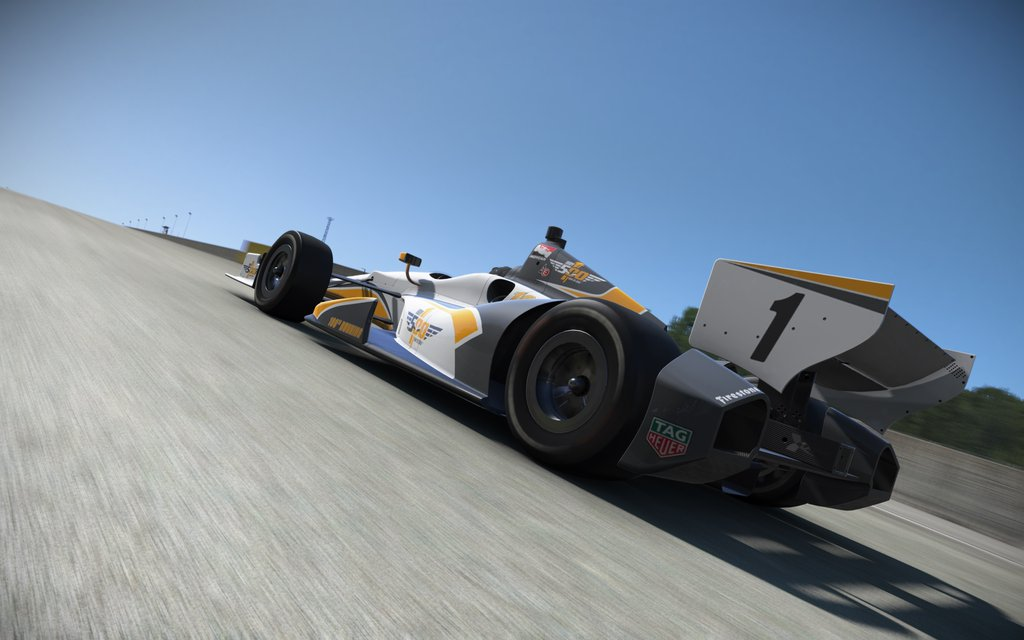 V Project Cars bude Dallara Indycar 119440