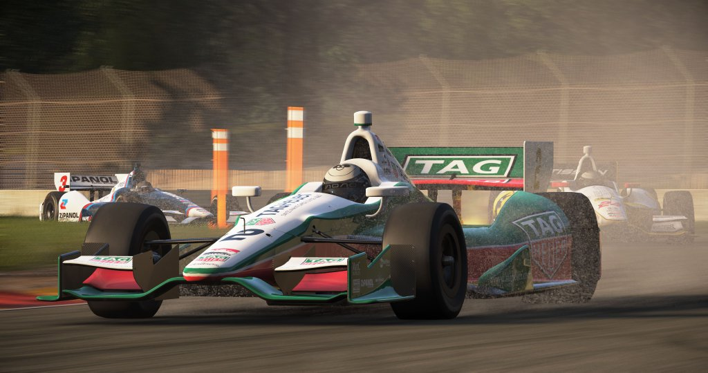 V Project Cars bude Dallara Indycar 119441