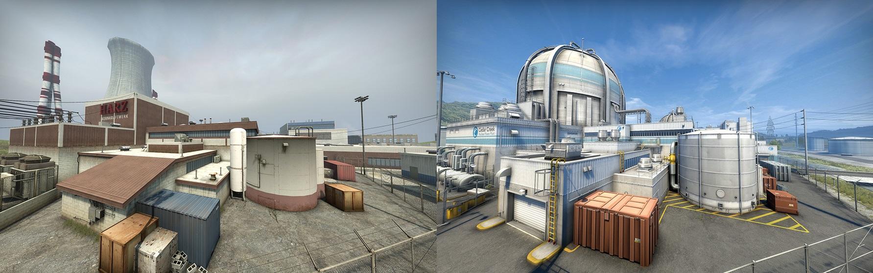 Do Counter-Strike: Global Offensive se vrací oblíbená mapa Nuke 119533