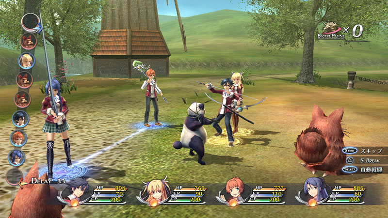 The Legend of Heroes: Trails of Cold Steel 119584