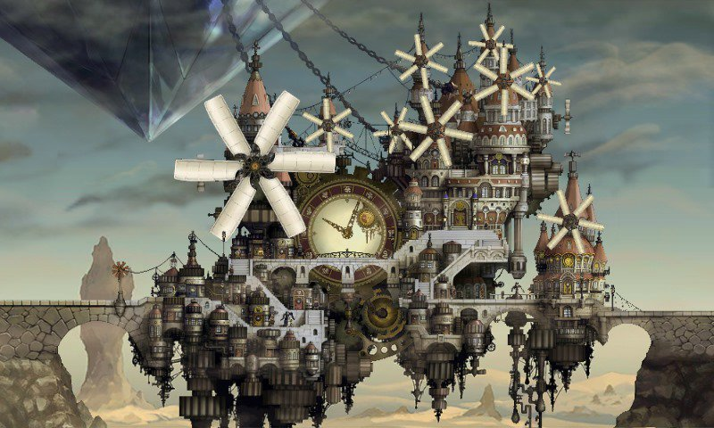 Bravely Second: End Layer 119657