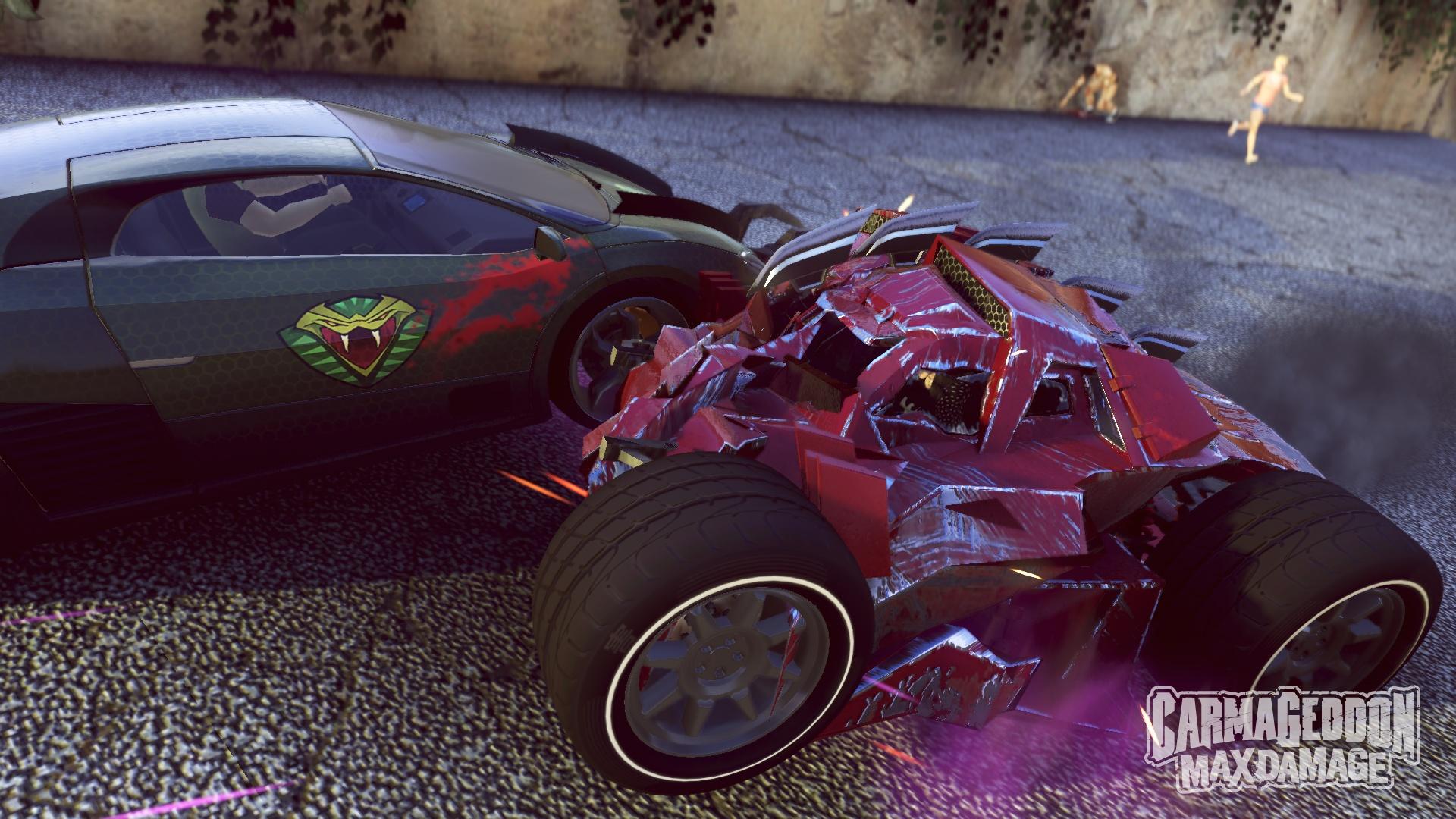 Carmageddon: Max Damage – Max je zpět 119673