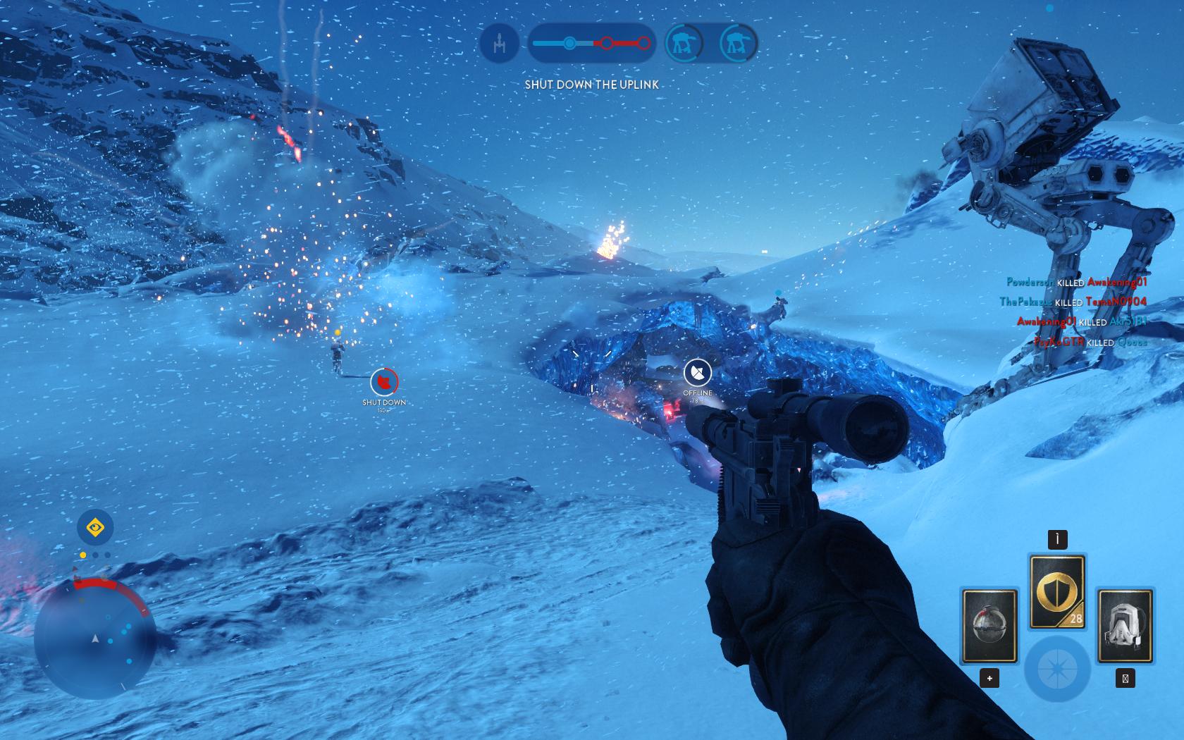 Vyšel únorový update pro Star Wars: Battlefront 119736