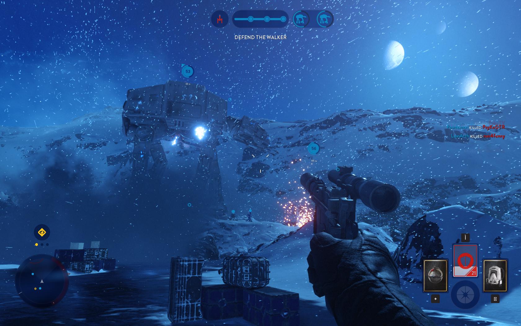 Vyšel únorový update pro Star Wars: Battlefront 119738