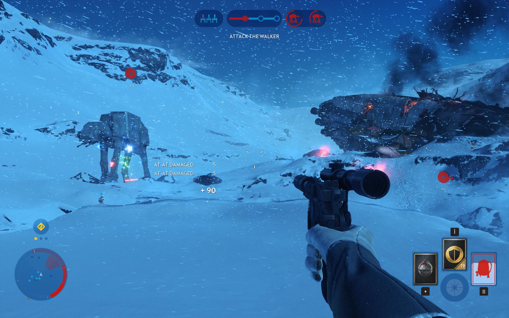 Vyšel únorový update pro Star Wars: Battlefront 119739
