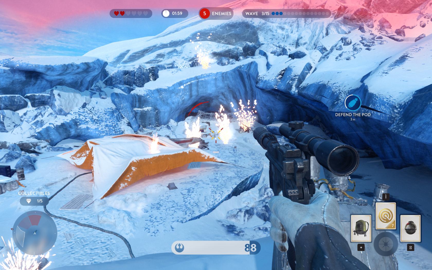 Vyšel únorový update pro Star Wars: Battlefront 119740
