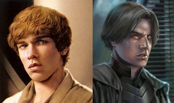 Ve zrušené Star Wars hře jsme měli hrát za syna Luka Skywalkera 119859