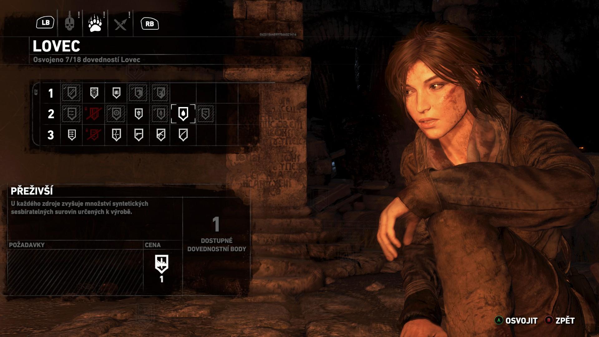 Obrazem: Rise of the Tomb Raider v češtině 119889