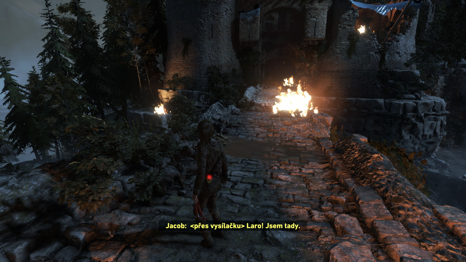 Obrazem: Rise of the Tomb Raider v češtině 119891