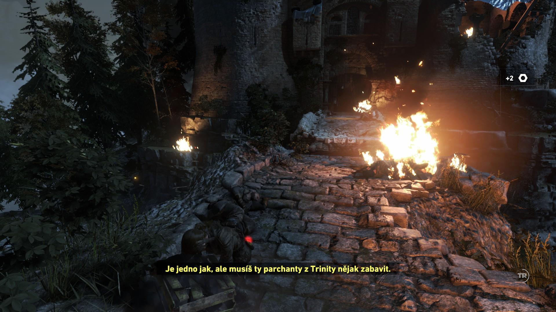 Obrazem: Rise of the Tomb Raider v češtině 119892