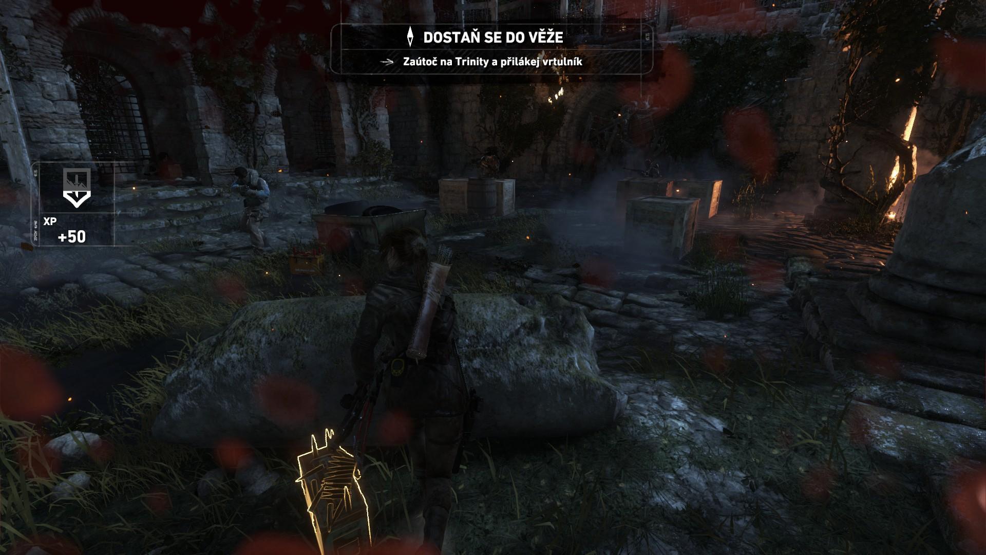 Obrazem: Rise of the Tomb Raider v češtině 119894