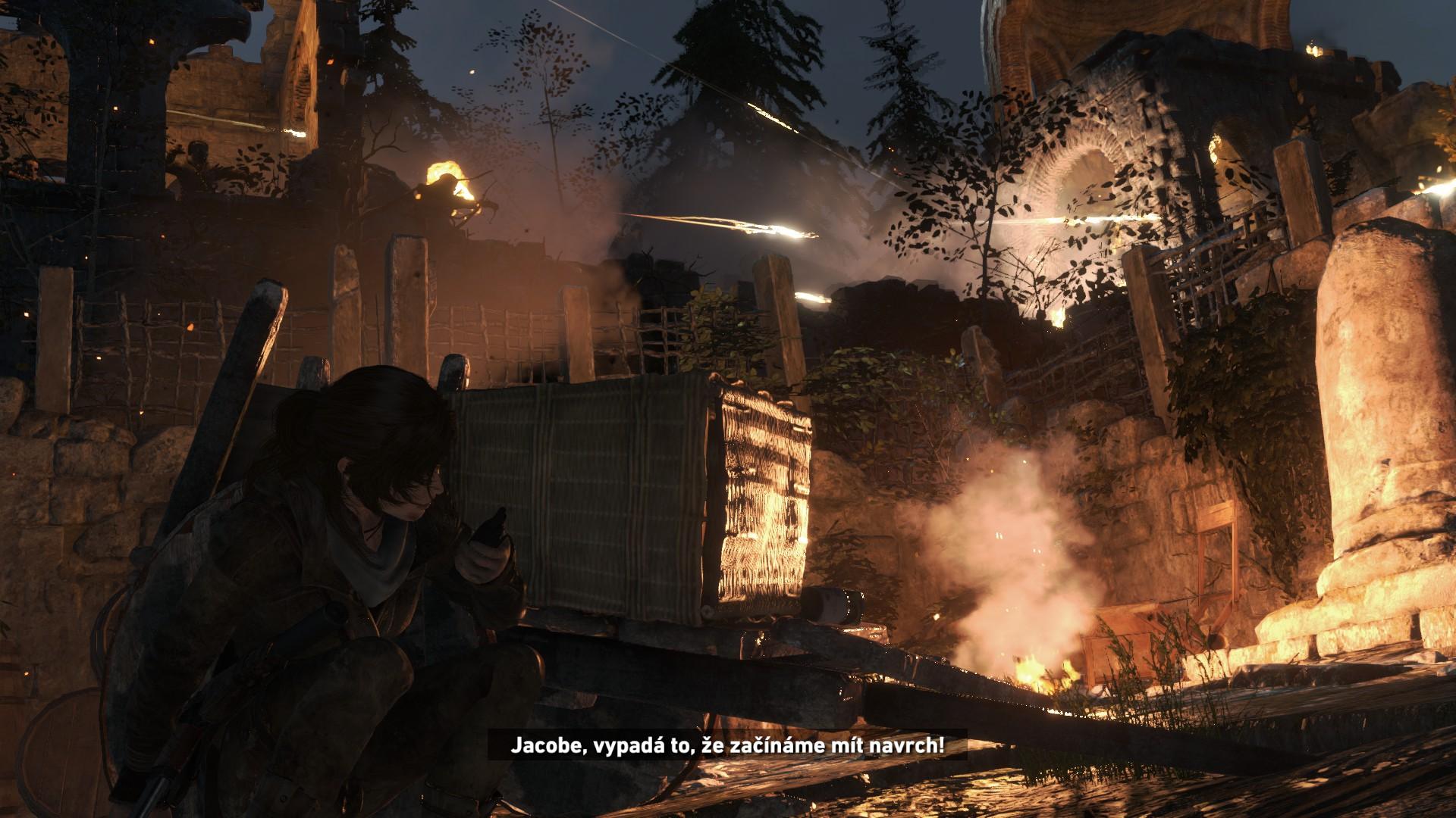 Obrazem: Rise of the Tomb Raider v češtině 119896