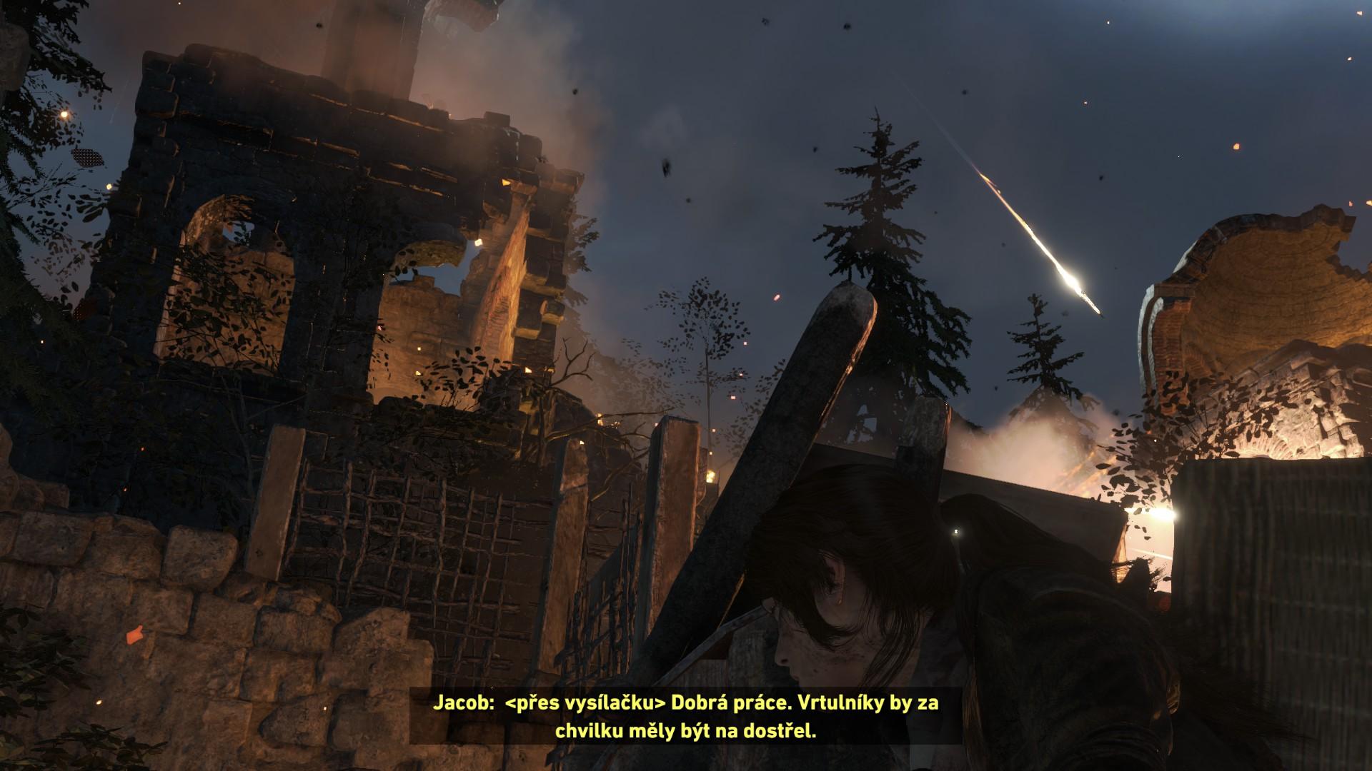 Obrazem: Rise of the Tomb Raider v češtině 119897