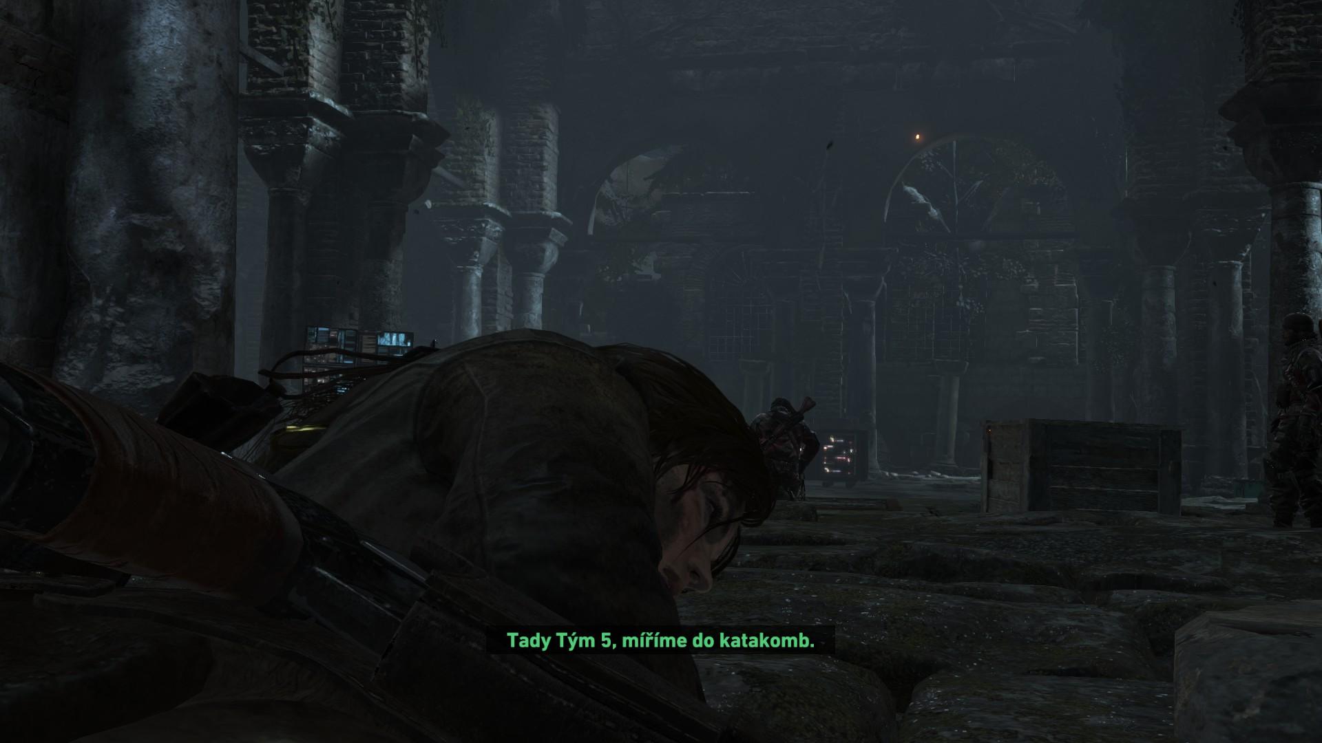 Obrazem: Rise of the Tomb Raider v češtině 119899