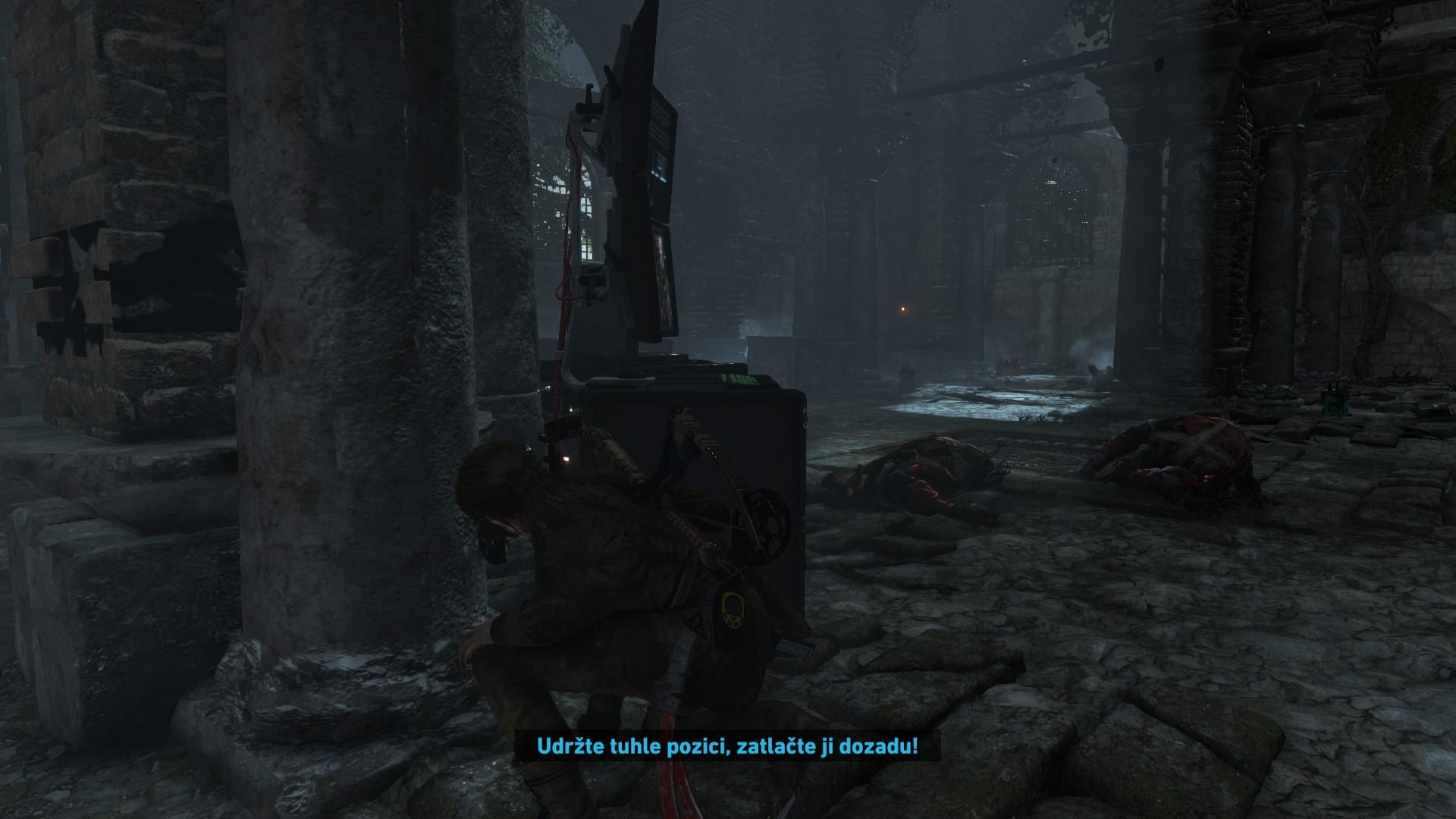 Obrazem: Rise of the Tomb Raider v češtině 119901