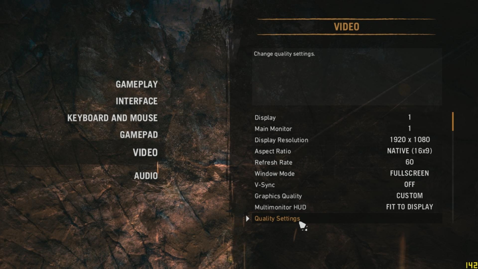 Co vše půjde nastavit u PC verze Far Cry Primal? 119906