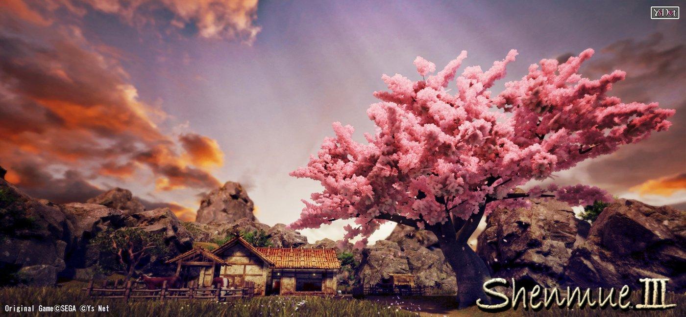 Prohlédněte si prostředí ze Shenmue 3 119957