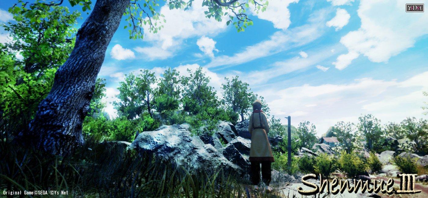 Prohlédněte si prostředí ze Shenmue 3 119959