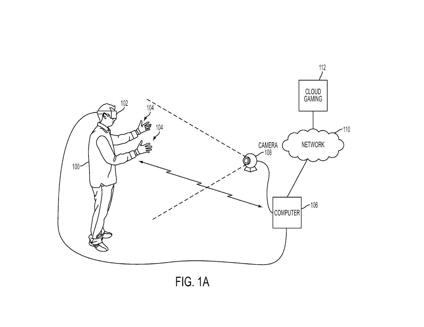 Tři patenty Sony na speciální rukavice pro PS VR 119968