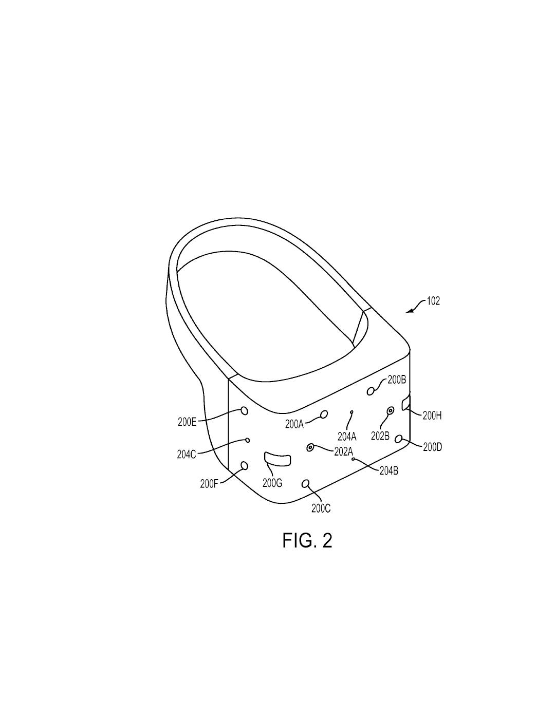 Tři patenty Sony na speciální rukavice pro PS VR 119970