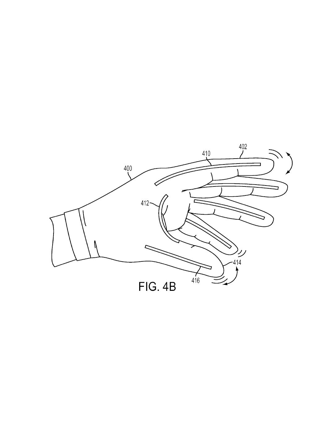 Tři patenty Sony na speciální rukavice pro PS VR 119973
