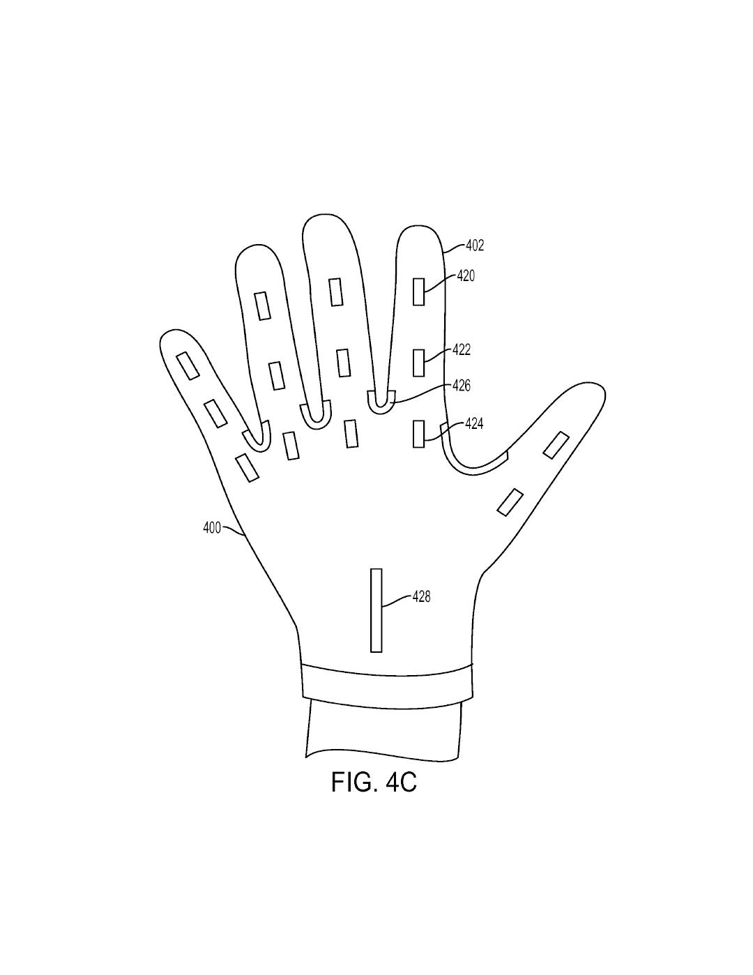 Tři patenty Sony na speciální rukavice pro PS VR 119974
