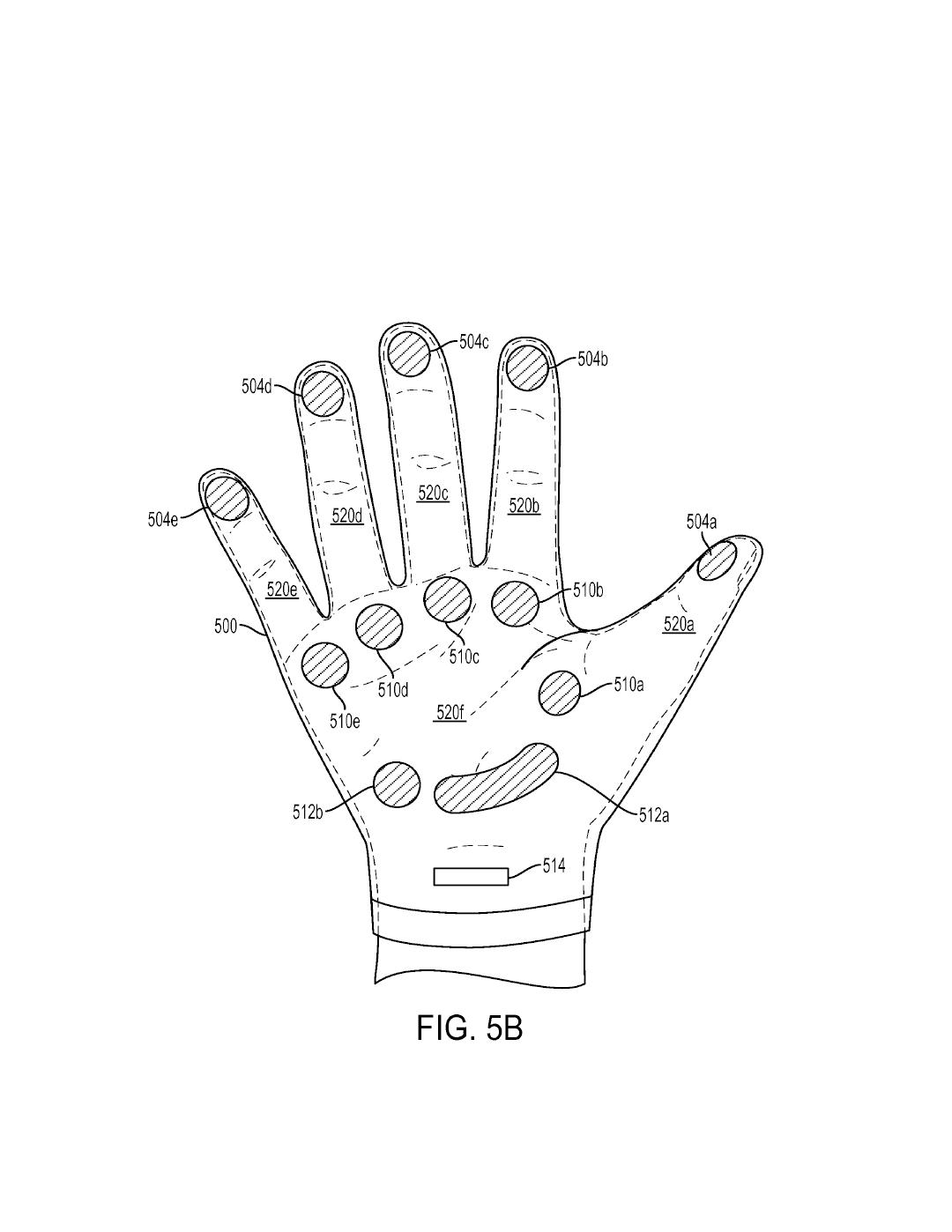 Tři patenty Sony na speciální rukavice pro PS VR 119976