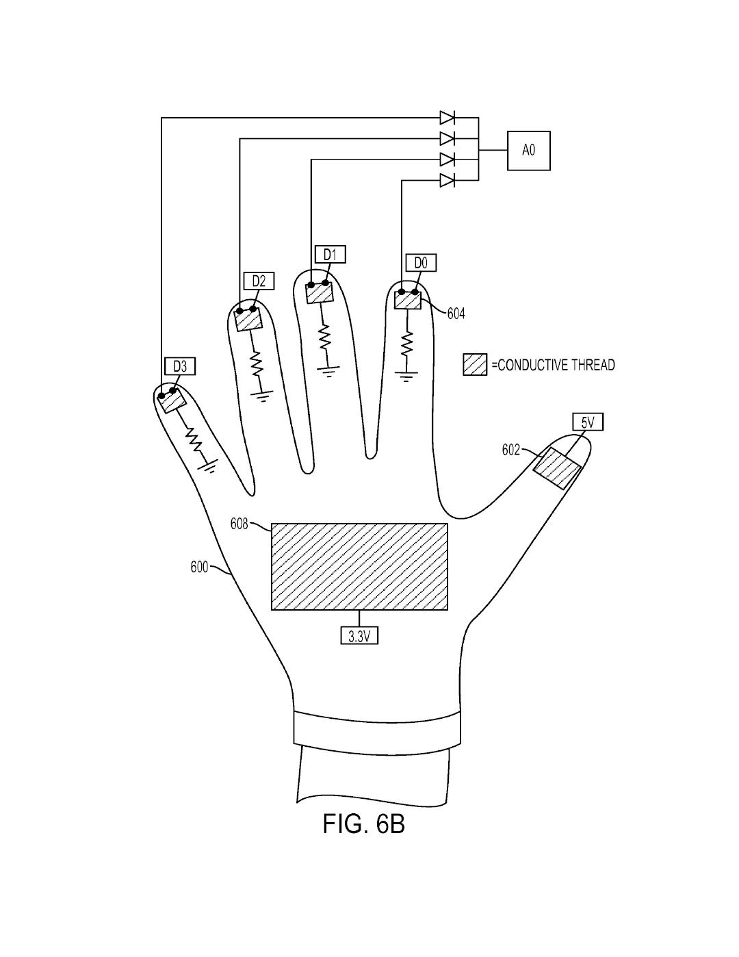 Tři patenty Sony na speciální rukavice pro PS VR 119979