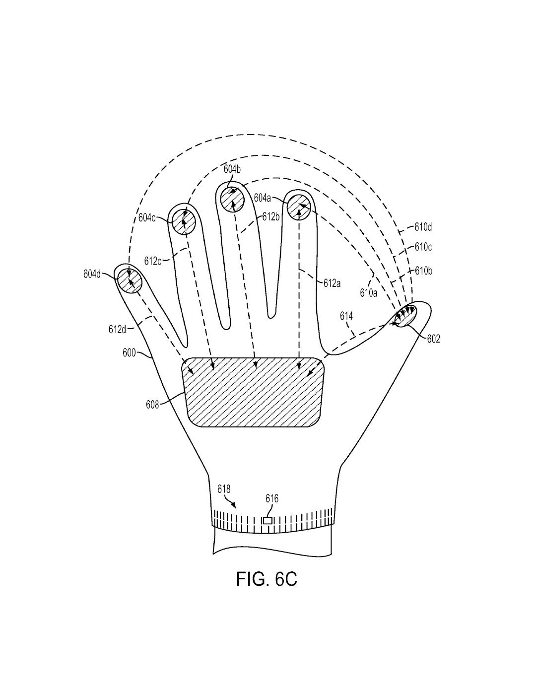 Tři patenty Sony na speciální rukavice pro PS VR 119980