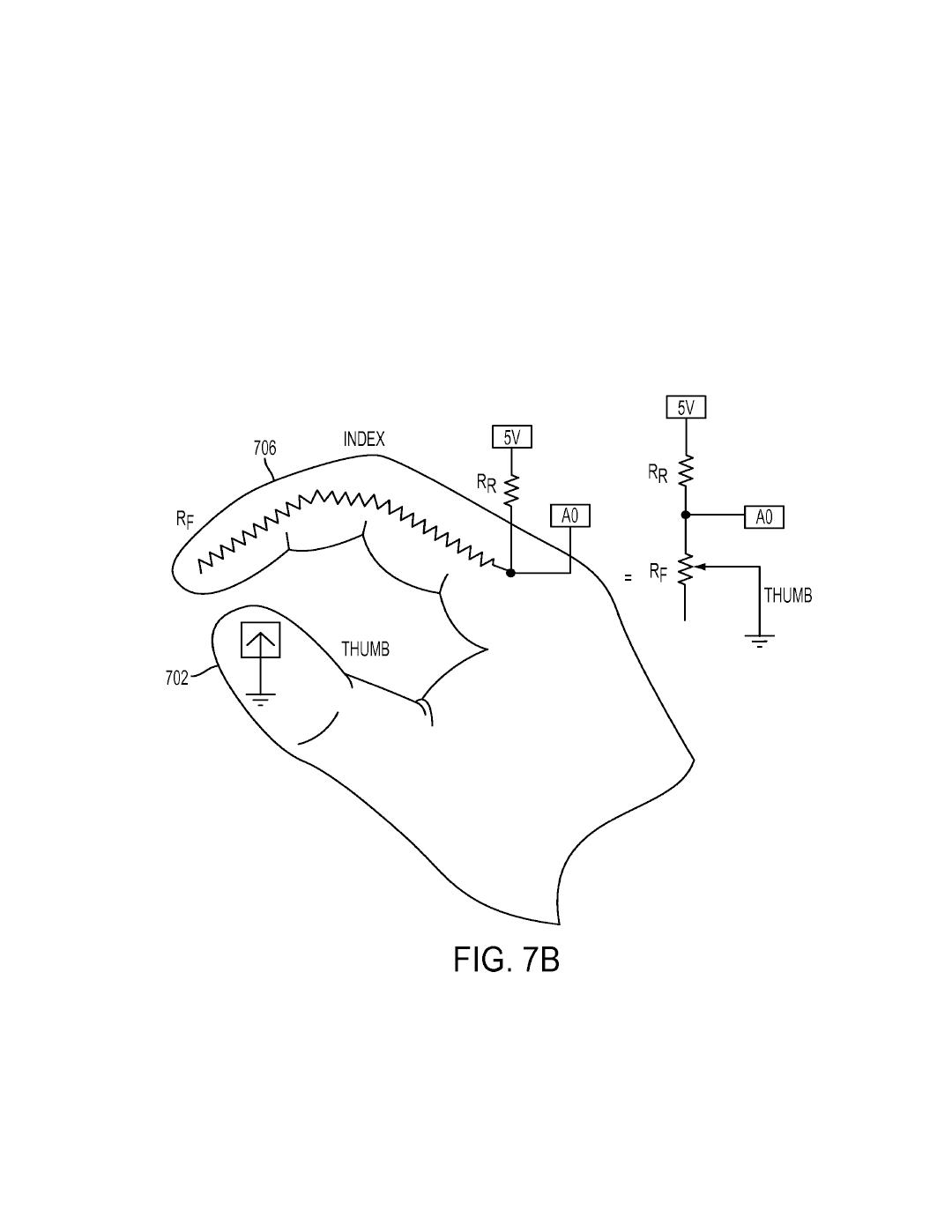 Tři patenty Sony na speciální rukavice pro PS VR 119982