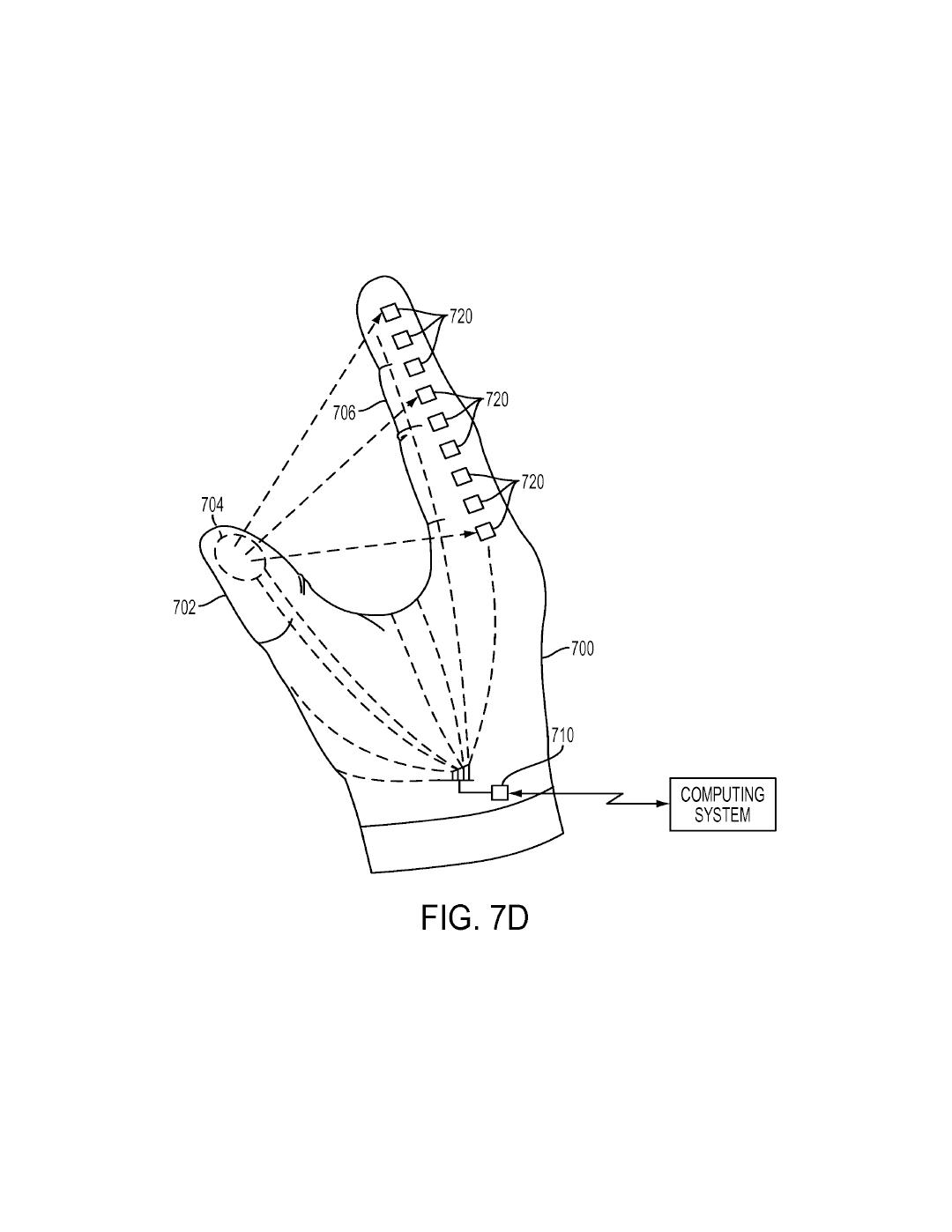 Tři patenty Sony na speciální rukavice pro PS VR 119984
