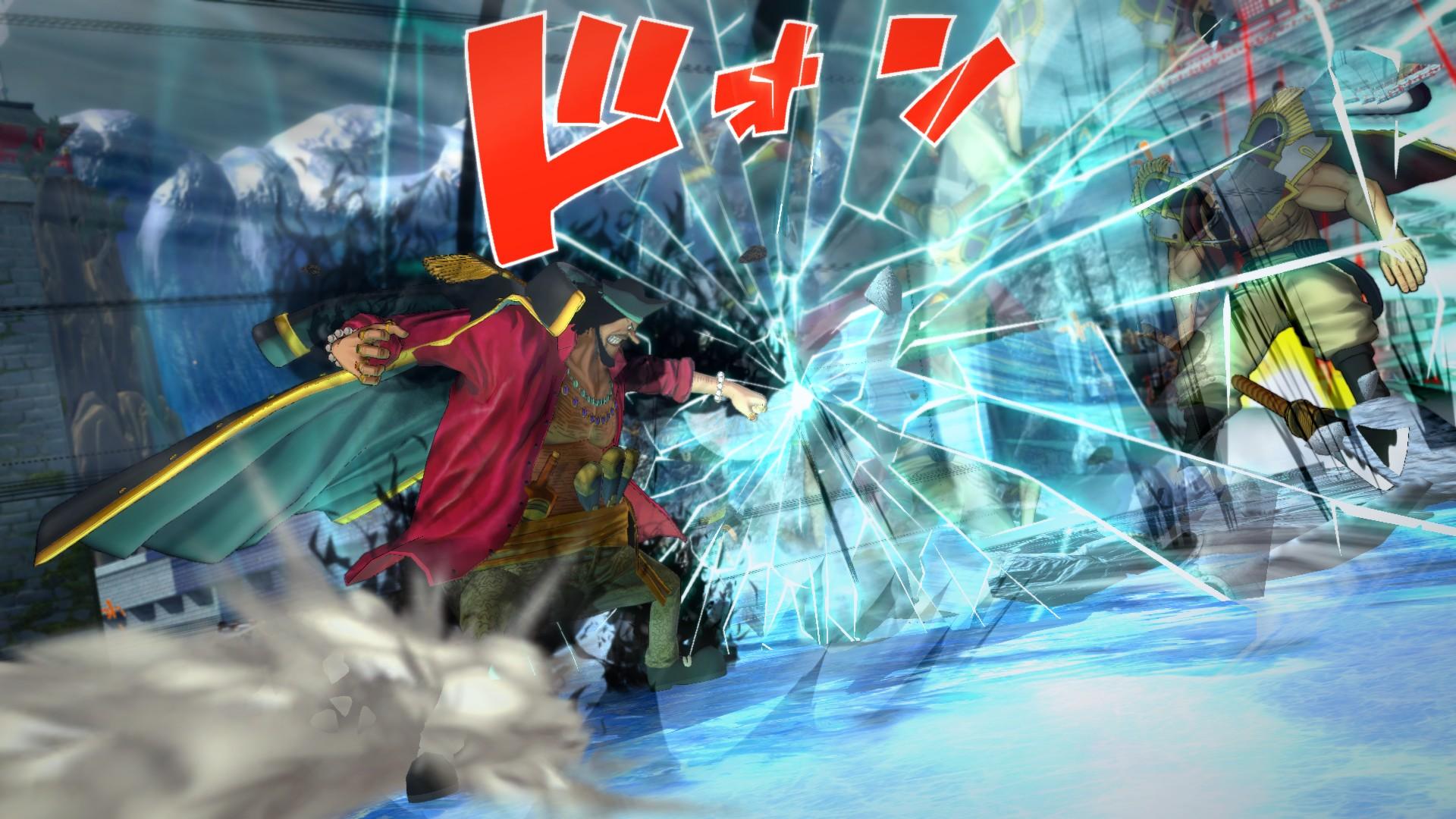 Ukázka hraní za Marshalla D. Teache v One Piece: Burning Blood 120017