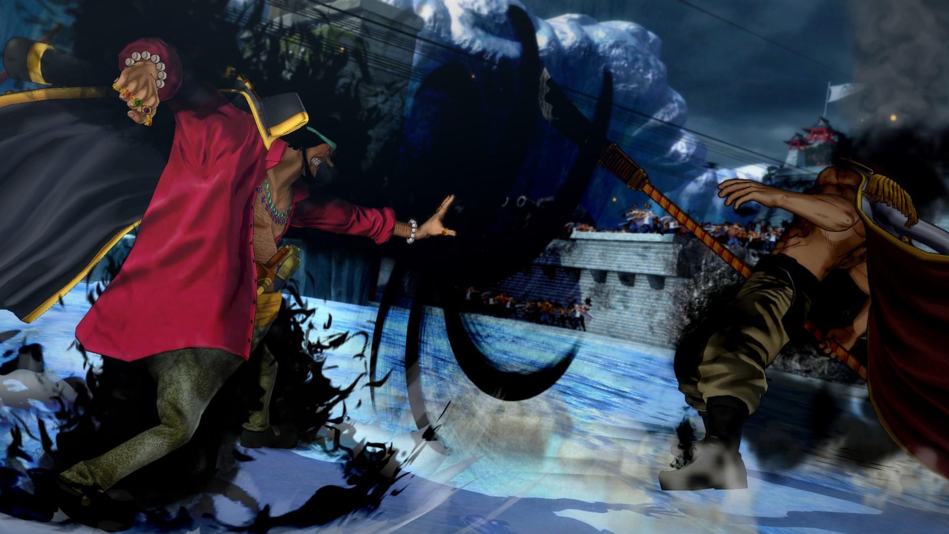 Ukázka hraní za Marshalla D. Teache v One Piece: Burning Blood 120019