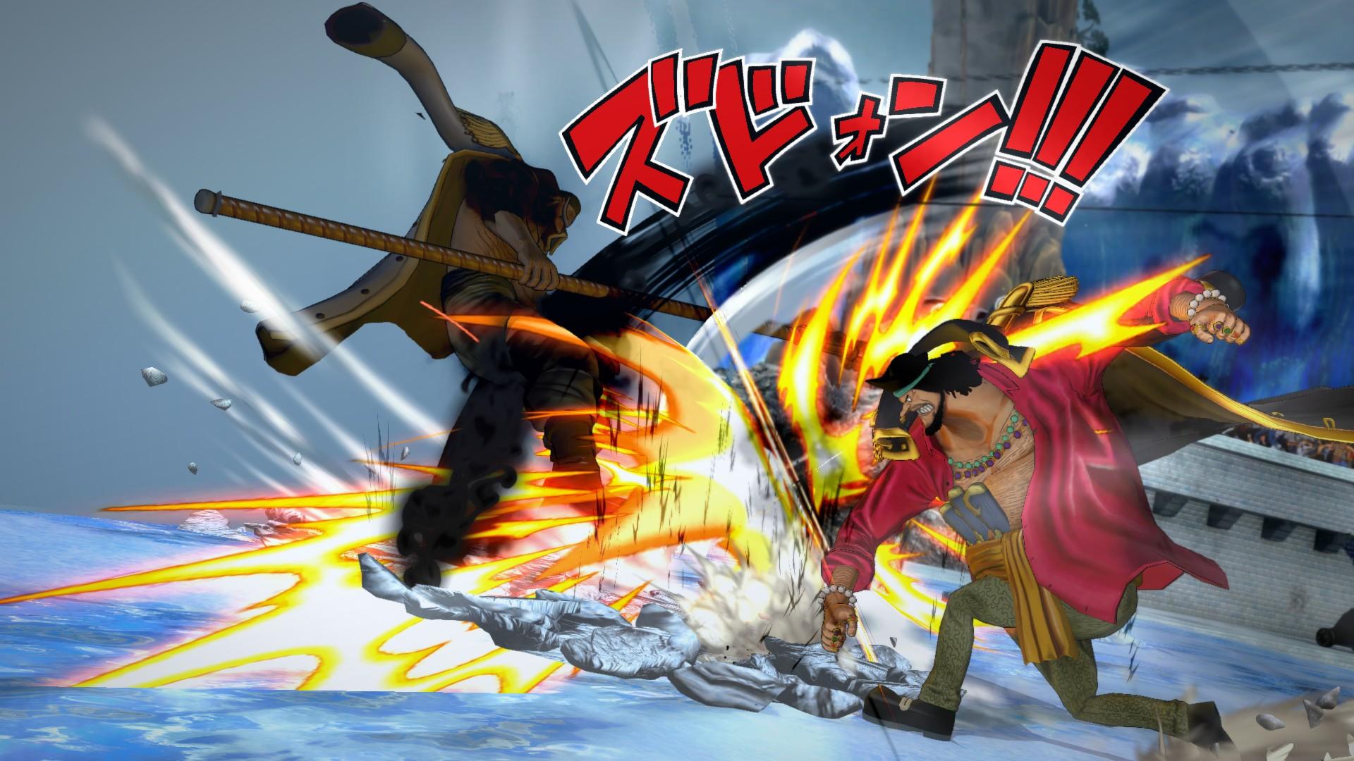 Ukázka hraní za Marshalla D. Teache v One Piece: Burning Blood 120021