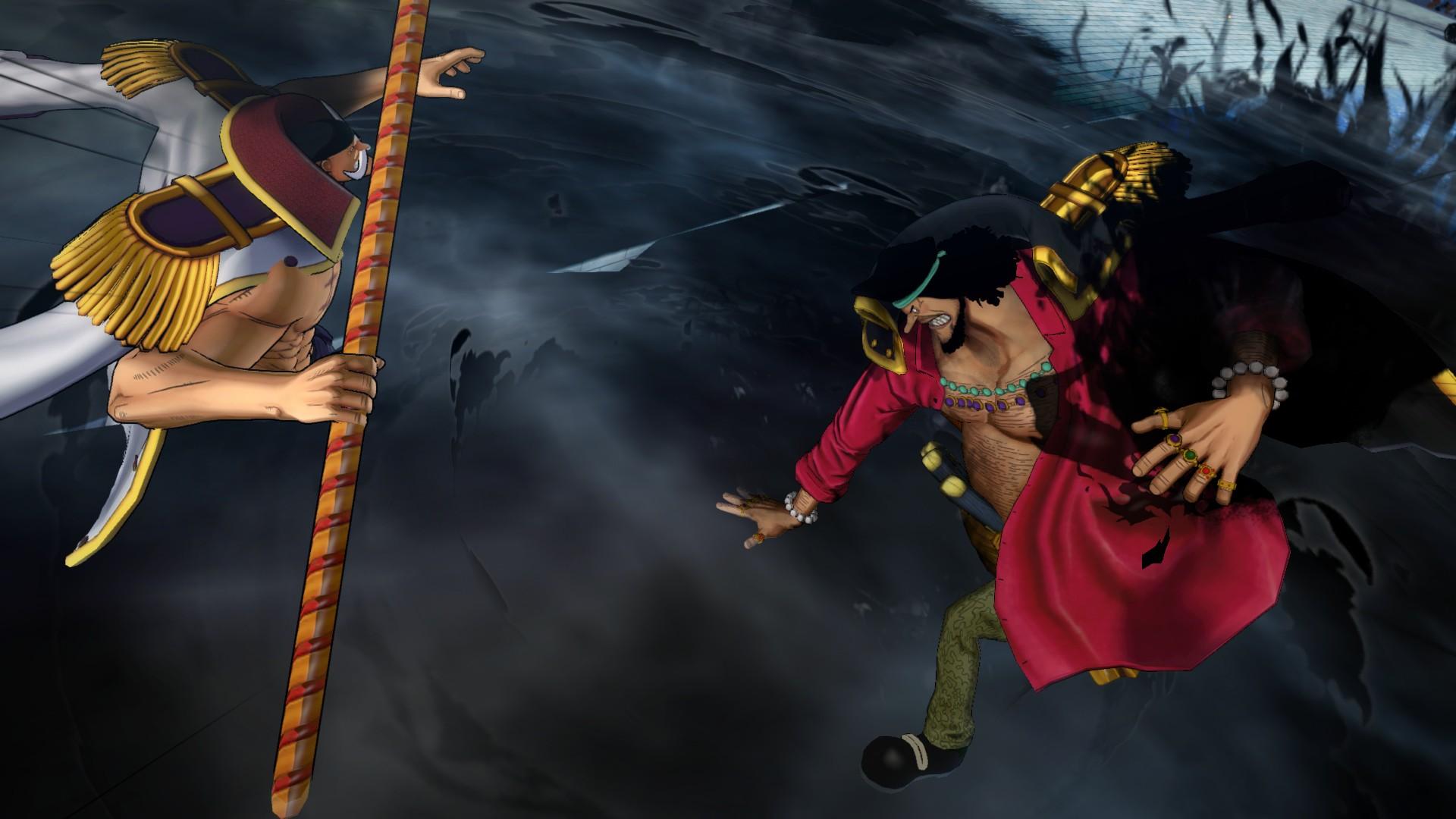 Ukázka hraní za Marshalla D. Teache v One Piece: Burning Blood 120023