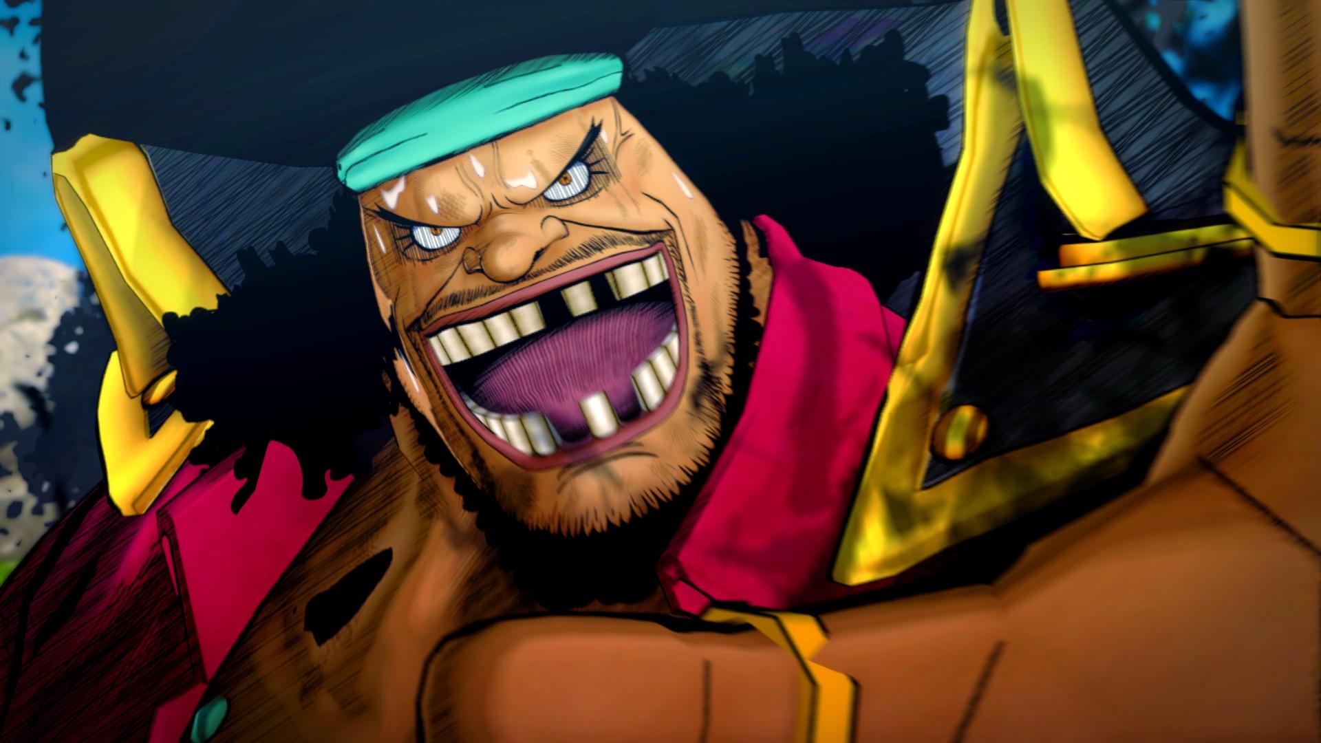 Ukázka hraní za Marshalla D. Teache v One Piece: Burning Blood 120024
