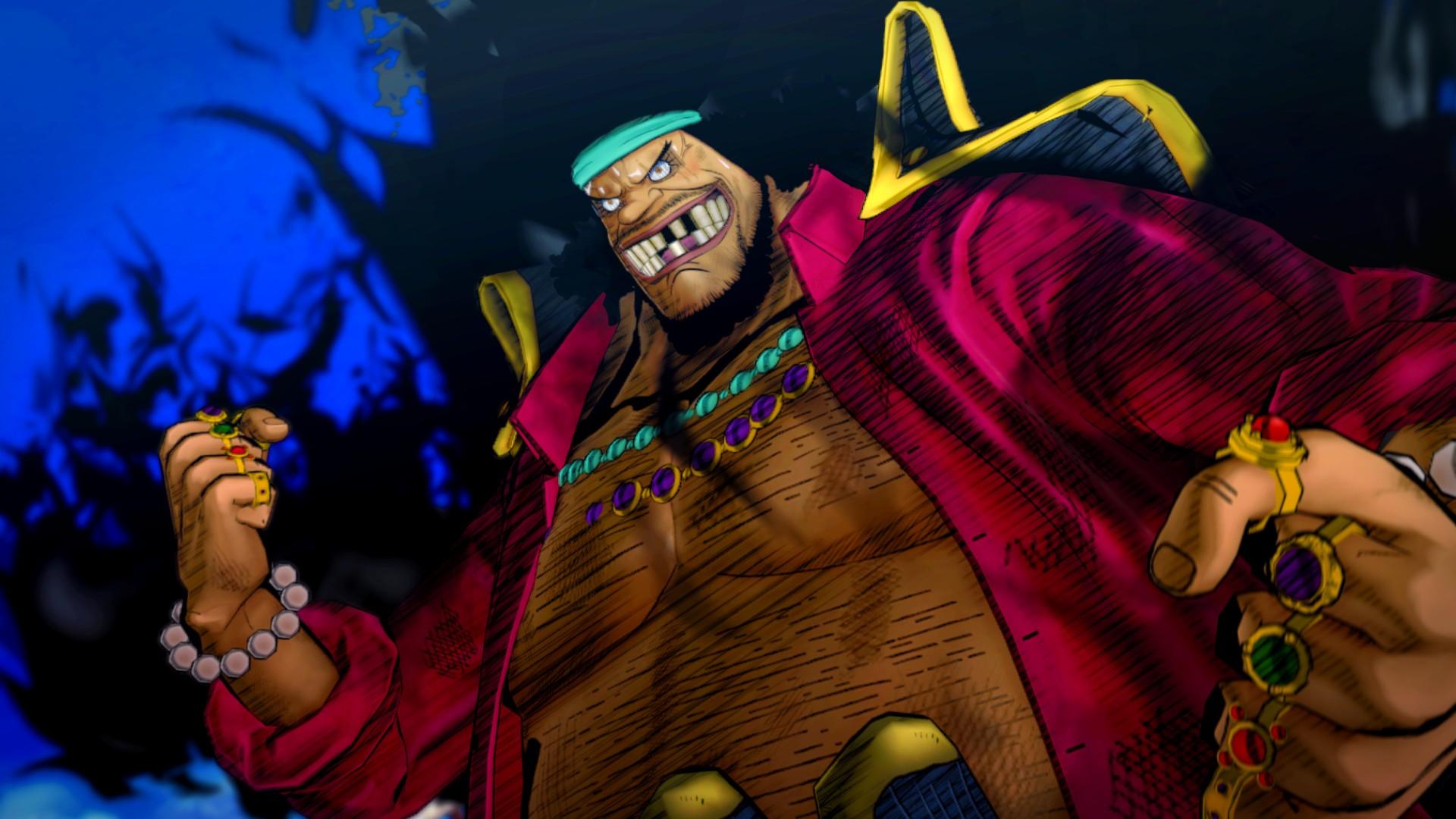 Ukázka hraní za Marshalla D. Teache v One Piece: Burning Blood 120025