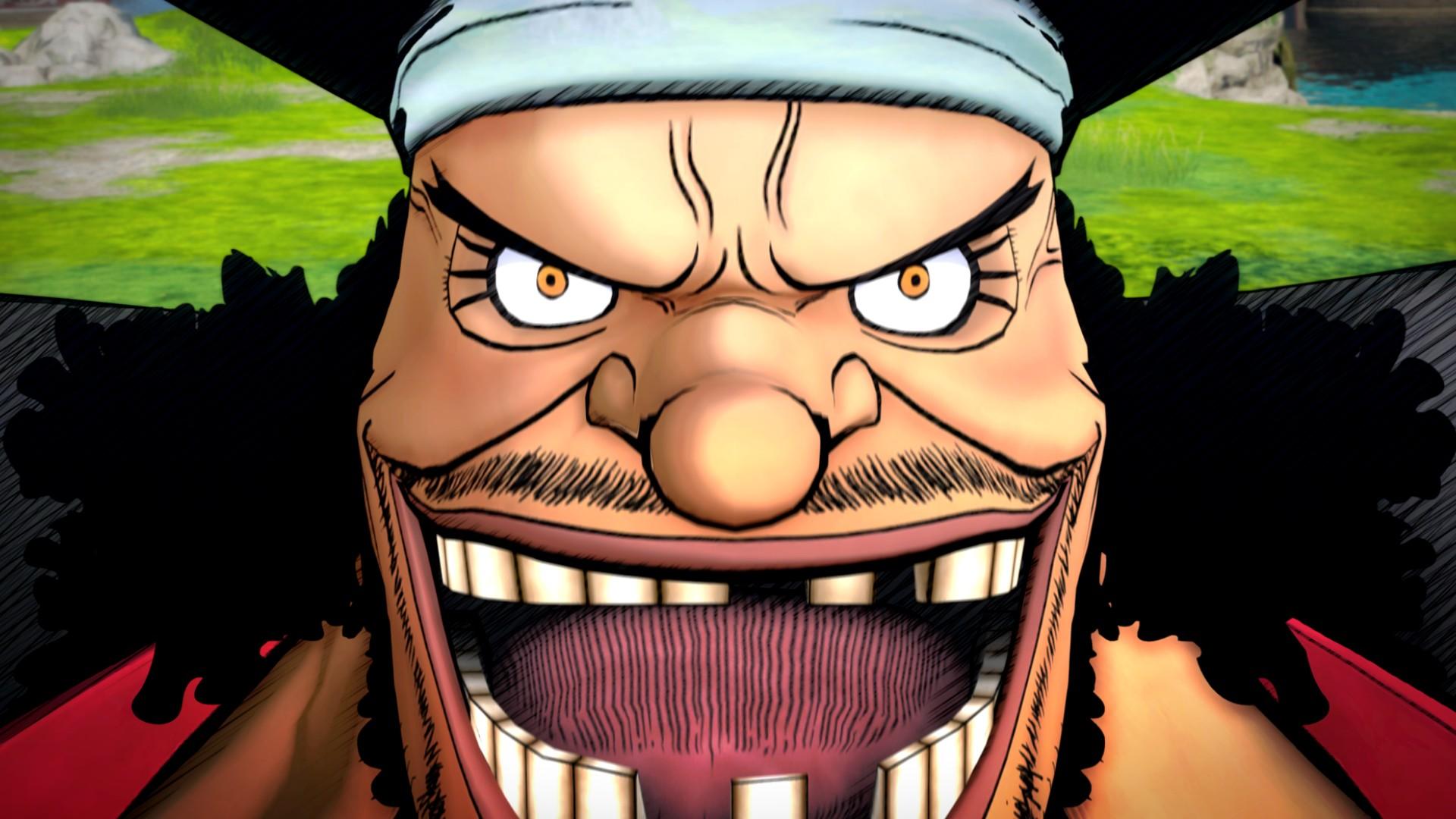 Ukázka hraní za Marshalla D. Teache v One Piece: Burning Blood 120027