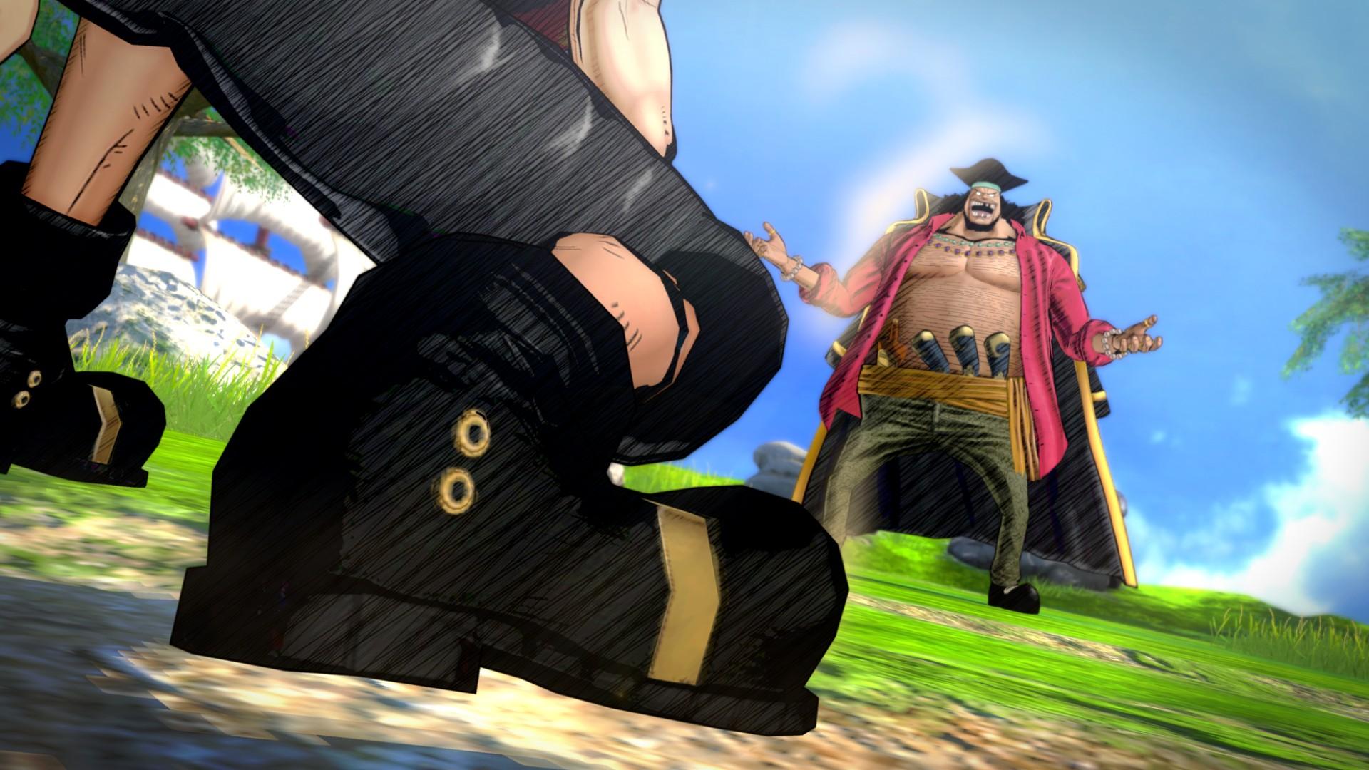 Ukázka hraní za Marshalla D. Teache v One Piece: Burning Blood 120028