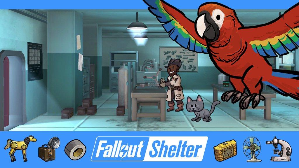 Fallout Shelter se tento týden dočká masivní aktualizace 120067