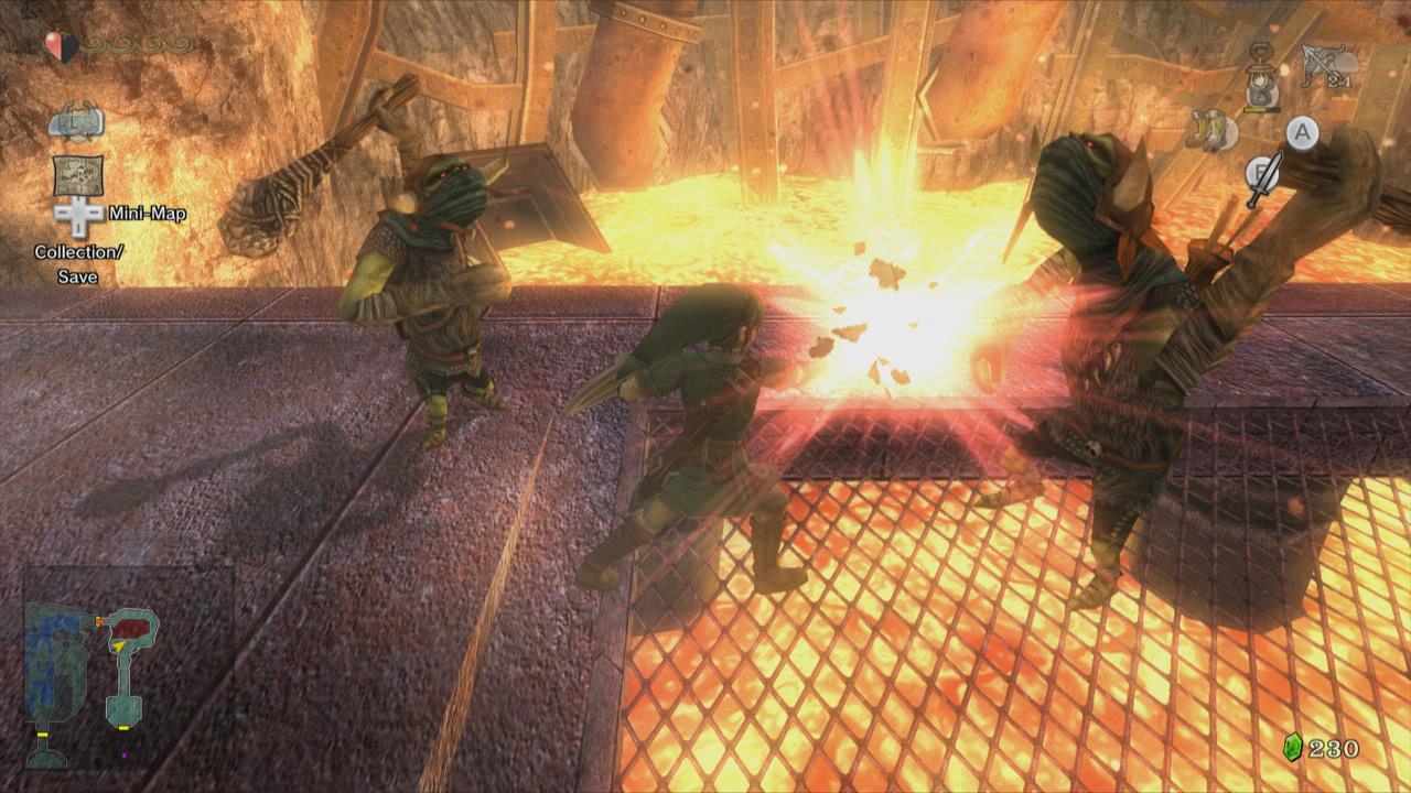 The Legend of Zelda: Twilight Princess HD – světlo a stín 120084