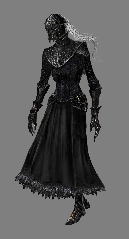 Brutální obrázky a artworky z Dark Souls 3 120102
