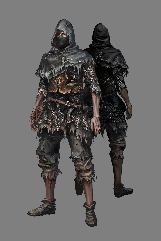 Brutální obrázky a artworky z Dark Souls 3 120106