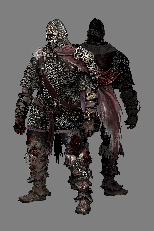 Brutální obrázky a artworky z Dark Souls 3 120109